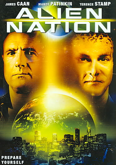 ALIEN NATION BY CAAN,JAMES (DVD)