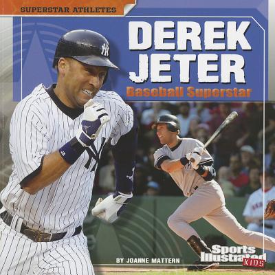 Derek Jeter By Mattern, Joanne